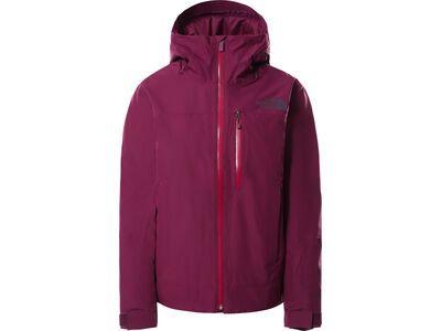 The North Face Women's Descendit Jacket pamplona purple