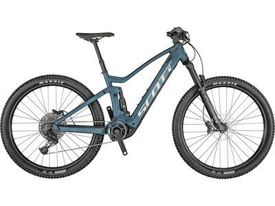 Scott Strike eRide 930 2021, blue/black - E-Bike