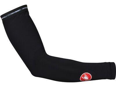Castelli UPF 50+ Light Arm Sleeves, black - Armlinge