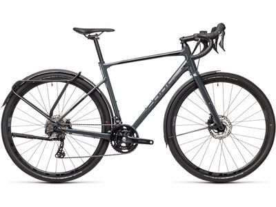 Cube Nuroad Race FE grey´n´black 2021