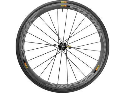 Mavic Cosmic Pro Carbone SL C, black - Hinterrad