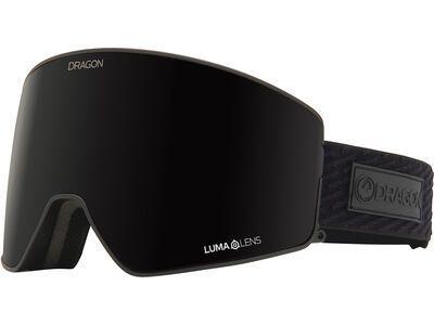 Dragon PXV2 inkl. WS, midnight/Lens: lumalens midnight - Skibrille