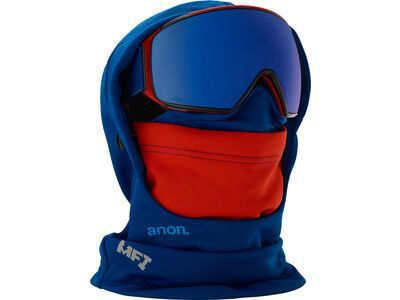 Anon Men's MFI Hooded Balaclava, blue - Sturmhaube