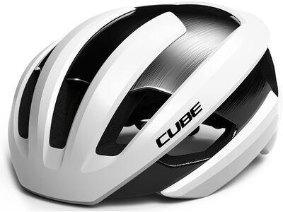 Cube Helm Heron, white - Fahrradhelm