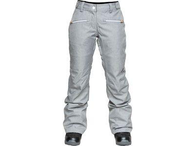WearColour Cork Pant, grey melange - Snowboardhose