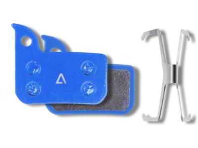 Cube Acid Scheibenbremsbelag SRAM Red22/Force22/Rival22/S700/Level - organisch blue