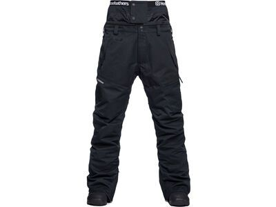 Horsefeathers Charger Pants, black - Snowboardhose