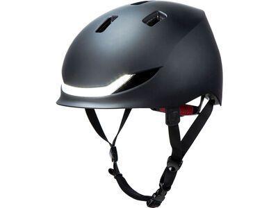 Lumos Street Helmet, charcoal black - Fahrradhelm