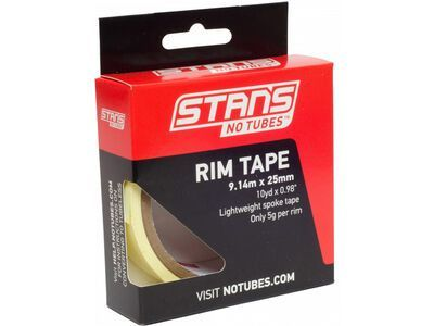 Stan's NoTubes Rim Tape 10yd x 25 mm