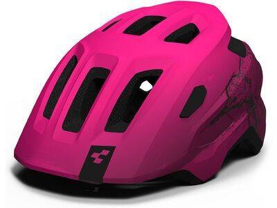 Cube Helm Linok, berry - Fahrradhelm