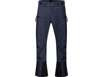 Bergans Stranda Insulated Pants, dark navy/dark fogblue - Skihose