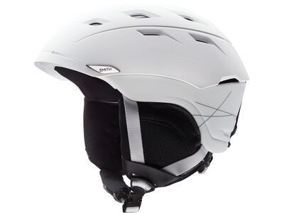 Smith Sequel, mattete white - Snowboardhelm