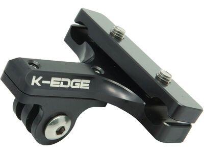K-Edge Go Big Pro Saddle Rail Mount, black - Halterung