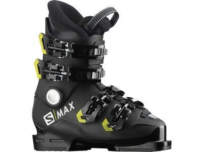 Salomon S/Max 60T M 2020, black/acid green - Skiboots