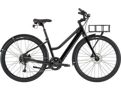 Cannondale Treadwell Neo EQ Remixte 2020, black - E-Bike