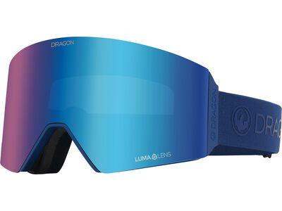 Dragon RVX OTG - Lumalens Flash Blue, navy/Lens: lumalens flash blue