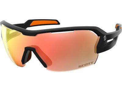 Scott Spur Red Chrome Enhancer black matt/orange