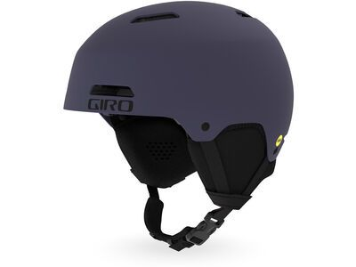 Giro Ledge MIPS, matte midnight - Skihelm