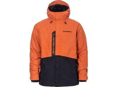 Horsefeathers Barkell Jacket, jaffa orange - Snowboardjacke