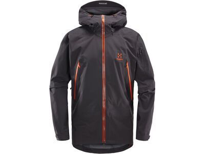 Haglöfs Couloir Jacket Men, slate - Skijacke