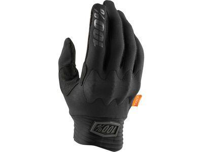 100% Cognito Glove, black/charcoal - Fahrradhandschuhe