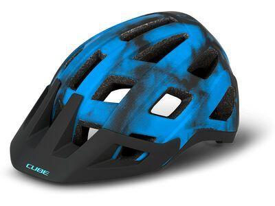 Cube Helm Badger blue