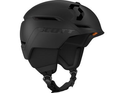 Scott Symbol 2 Plus D, black - Skihelm