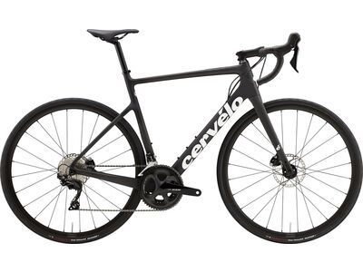 Cervelo Caledonia 105 Disc black/white 2021