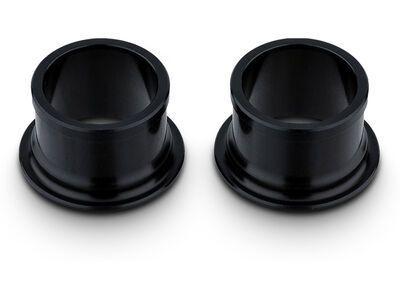Newmen MTB Endcap Set Front Gen2 - 15 mm black anodizing