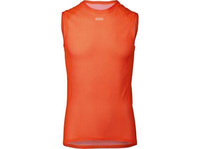 POC Essential Layer Vest, zink orange - Unterhemd