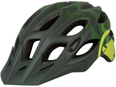 Endura Hummvee Youth Helmet khaki
