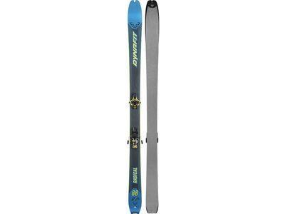 Dynafit Radical 88 Ski Set reef/limepunch