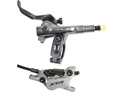 Shimano XTR M9120 (4-Kolben) - VR anthrazit/schwarz