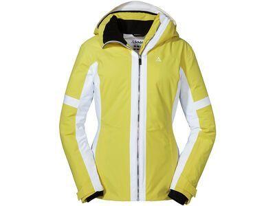 Schöffel Ski Jacket Goldegg L green sheen