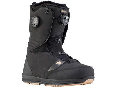 K2 Renin 2020, black - Snowboardschuhe
