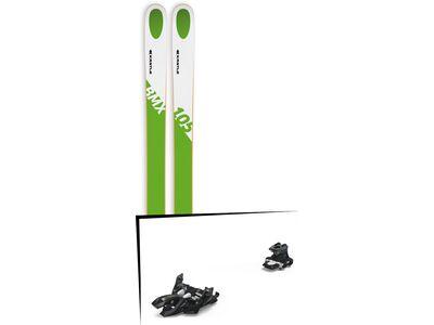 Set: Kästle BMX105 2018 + Marker Alpinist 9 black/titanium