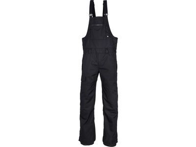 686 Men's Hot Lap Insulated Bib, black - Snowboardhose