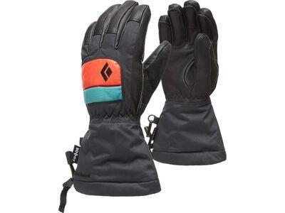 Black Diamond Kids' Spark Gloves, caspian-rust - Skihandschuhe
