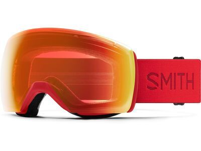Smith Skyline XL, lava/Lens: cp everyday red mir - Skibrille
