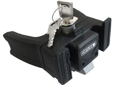 Ortlieb Handlebar Mounting-Set E-Bike with Lock (E207)