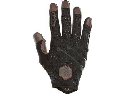 ION Gloves Scrub Select, loam brown - Fahrradhandschuhe
