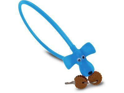 Cube RFR Kabelschloss HPS Dog, blue