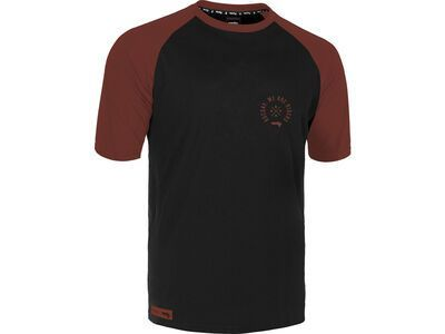 Rocday Roost Jersey black/red