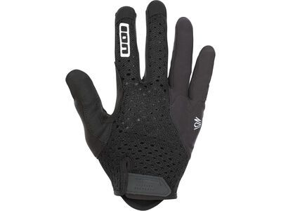 ION Gloves Seek AMP, black - Fahrradhandschuhe