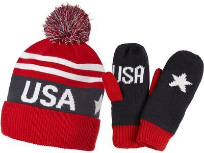 Helly Hansen Going For Gold Set, usa flag blue