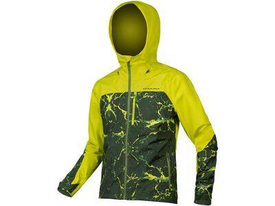 Endura SingleTrack Jacket II lime green