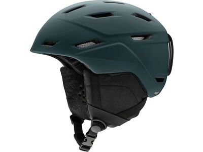 Smith Mirage, matte deepforest - Snowboardhelm