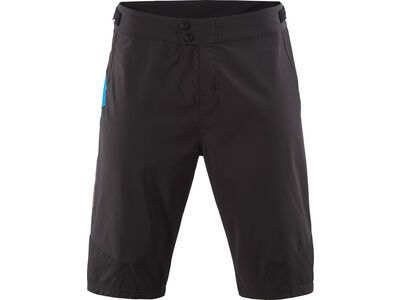 Cube Teamline Shorts, black´n´blue´n´red - Radhose