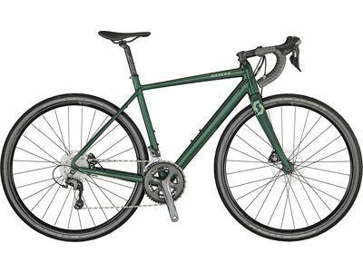 Scott Contessa Speedster Gravel 25 deep teal green/majolica green gloss 2021