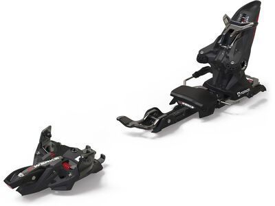 Marker Kingpin M-Werks 12 100-125 mm, black/red - Skibindung